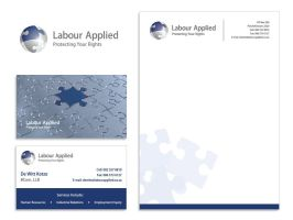 Labour Applied by ClementineCreative