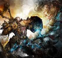 Diablo3 contest - Overwhelm by Taonavi