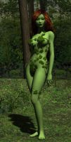 Poison Ivy by shadowblade316