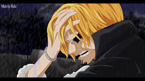 One Piece 856 - Sanji :c by MavisHdz