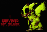 Zombie Pikachu: I survived Mt. Silver by CP-BaM-BaM