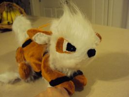 Arcanine 3.0 by mysteriousmage