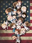 US Women's National Team- Rio Olympics 2016 by LilacLunatic