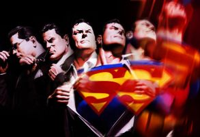 Superman Forever Alex Ross by Kyl-el7