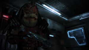 Urdnot Wrex 04 by johntesh