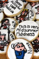 Shakespeare Cookies 1 by bittykate