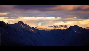 Mountains I by AL-AMMAR