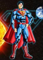 New 52: Superman by grivitt