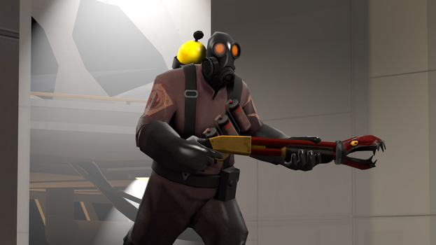 [DL] TF2 Combine Pyro Mod REVAMPED! by T-rexHunter2000