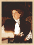 An Edwardian Lady by Livadialilacs