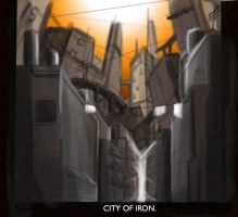 City of iron by NCH85