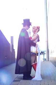 Oh Tuxedo Mask... by Des-Henkers-Braut