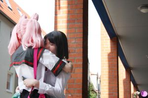 Chibiusa and Hotaru - Welcome by FairyDustProductions