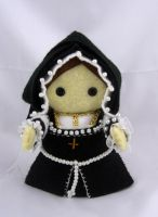 Katherine of Aragon by deridolls