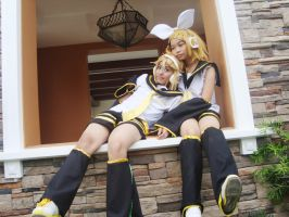 Len x Rin: with you by meichine