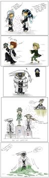 Bleach Comics by gemesis