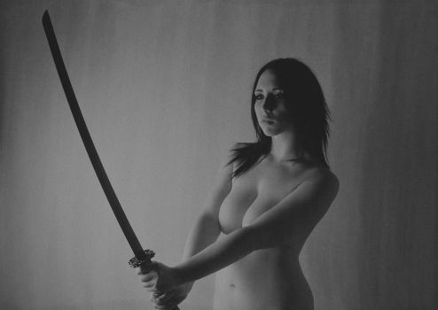 Sword Play by Stephvanrijn