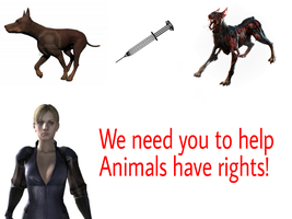 Animals rights by EndlessNemesis