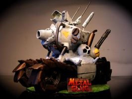 The REAL Metal Slug by Av3r