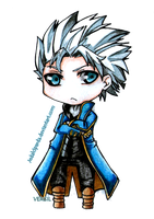 Chibi Verge by Jedaah