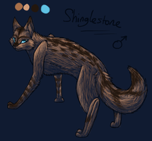 Shinglestone by Finchwing