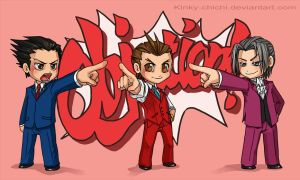 OBJECTION by Kinky-chichi
