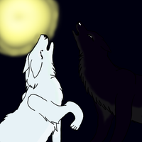 Howling To The Moon by sealkisses