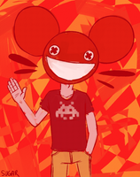 Deadmau5 by SugarKills