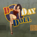 D-DAy Doll by danyboz