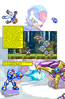 Megaman ZX Issue 1: Page 12 by RadzHedgehog