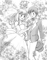 Hourou Musuko Wedding by KoriMichele