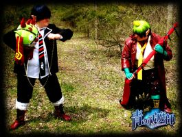 Blue Exorcist - Stand Off by GoodDokCosplay