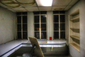 Abandoned Hospital - Office by RavenA938
