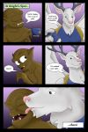 You missed a spot... (Staghart x Lex) by ThalesRuvon