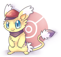 Pokefied Sai! by Smushey