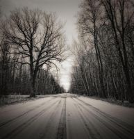 The Long Road Ahead by nowhere-usa
