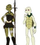 Sharp eyed TMNT by Lily-pily