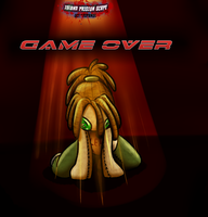 Lea's Game Over by Nubicat