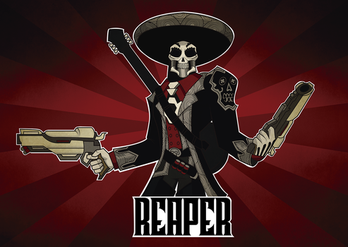Mariachi Reaper by Reaprycon