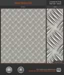 Metal Pattern 5.0 by Sed-rah-Stock