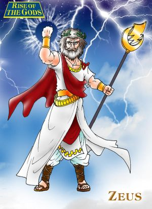 Rise of the Gods: Zeus