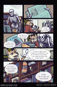 Kay and P: Issue 16, Page 11 by Jackie-M-Illustrator