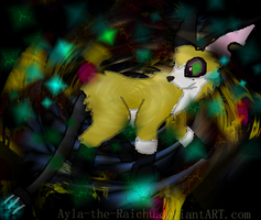 DeviantID December 2008 by Ayla-the-Raichu