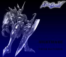 Soul Calibur V Nightmare Image by CaliburWarrior