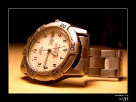 Scratched by Time by aash