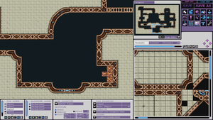 Core of Pulcher - Map maker mockup by Smilecythe