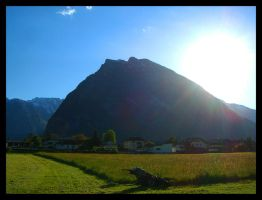 The Alps by KrisSimon