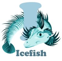 I is for Icefish by RSImpey