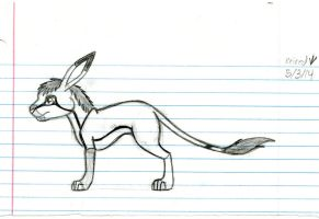 Possible Jackra concept by Dinoboy134