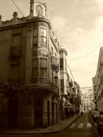 Calle Nueva by NormanOsborn